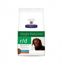 Hill's prescription diet canine r/d mini weight reduction sabor pollo