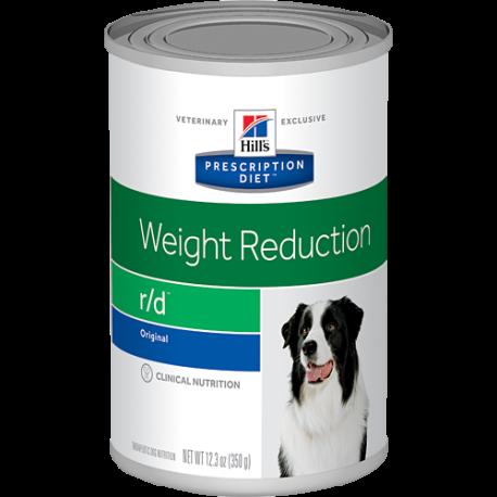 Hill's prescription diet canine r/d weight reduction (lata)