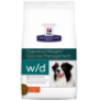 Hill's prescription diet canine w/d digestive/weight/glucose management sabor pollo