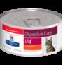 Hill's prescription diet feline i/d con pollo (lata)