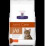 Hill's prescription diet feline j/d sabor pollo