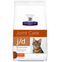 Hill's prescription diet feline j/d sabor pollo
