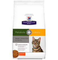 Hill's prescription diet feline metabolic + urinary sabor pollo