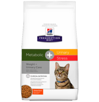 Hill's prescription diet feline metabolic + urinary stress sabor pollo