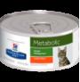 Hill's prescription diet feline metabolic sabor pollo (lata)