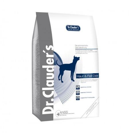 Pienso dieta hipoalergénica piel y pelo dr.clauder para perros