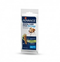 Advance dental care stick mini para perros pequeños