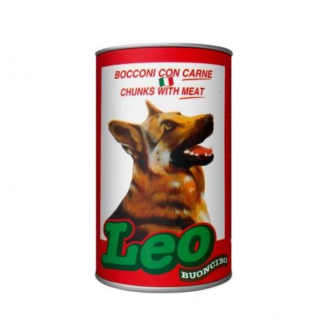 Lata leo buey para perros 1,23 kg