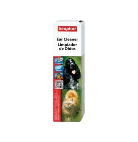 Limpiador de oidos beaphar perro y gato