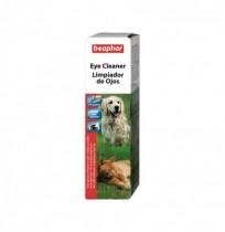 Limpiador de ojos beaphar para perro y gato