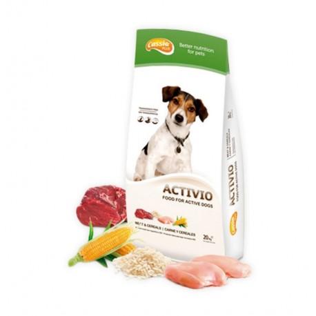 Pienso cassia activio para perros (alta energía)