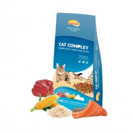 Pienso cassia cat complet para gatos adultos