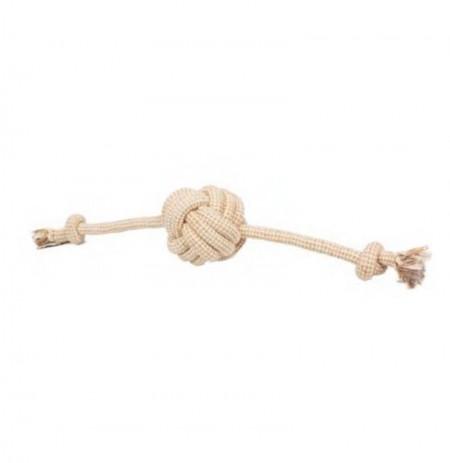 Mordedor de cuerda con nudo