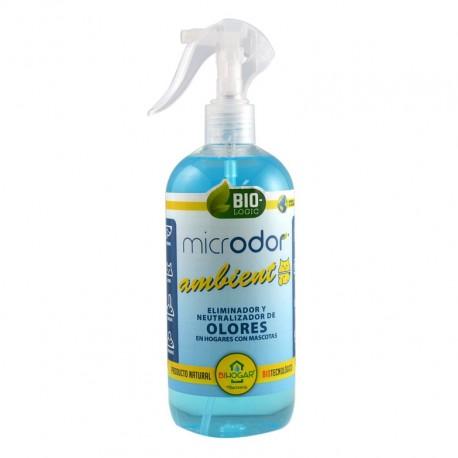 Microdor ambient eliminador de malos olores