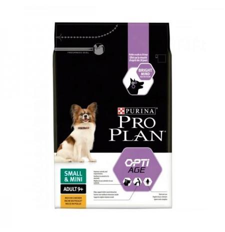Purina pro plan perro senior small y mini age +9