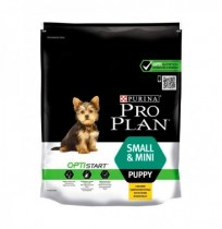 Purina pro plan puppy optistart small y mini