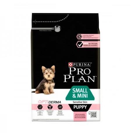 Purina pro plan puppy piel sensible small y mini