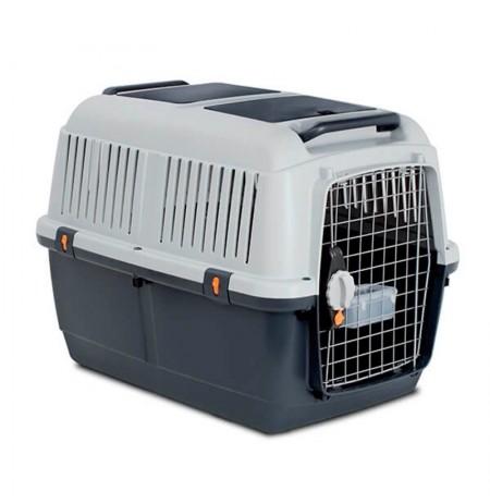 Transportín iata para perro 8-25kg nayeco bracco travel 4