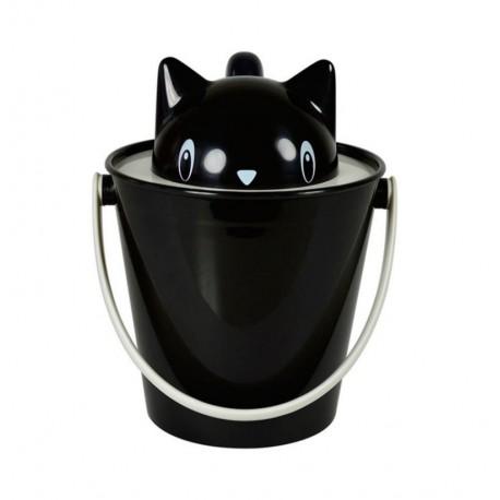 Crick bindón contenedor de comida para gato