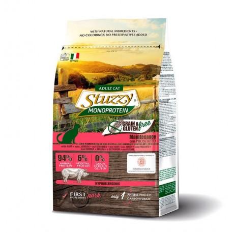 Stuzzy jamón para gatos grain free monoproteico