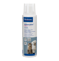 Allercalm champú para piel sensible o seca de perros y gatos