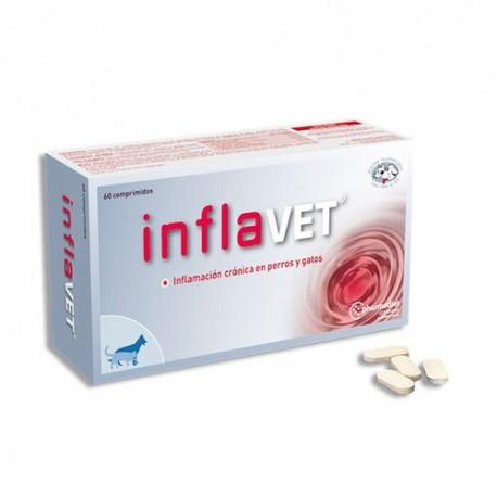 Inflavet antiinflamatorio natural para perros y gatos