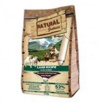 Natural greatness cordero sensitive para perros