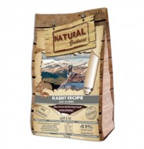 Natural greatness light conejo para perros