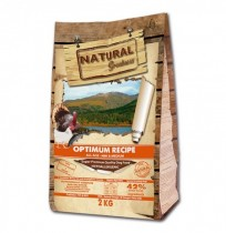 Natural greatness optimum mini medium (razas medianas y mini)