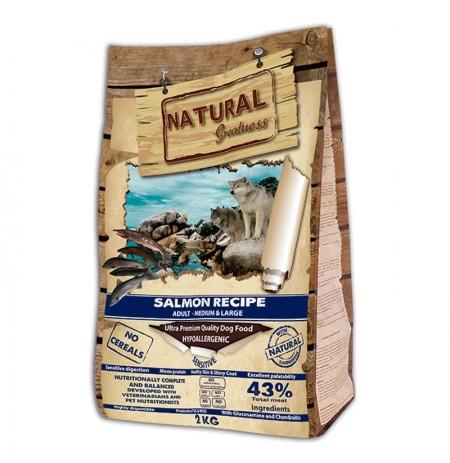 Natural greatness salmón medium large