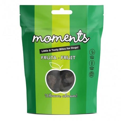 Snacks Semi-húmedos Moments fruta de Dingonatura