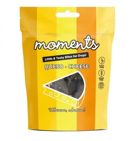 Moments queso snacks para perros