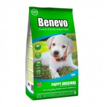Benevo puppy pienso vegano para cachorros