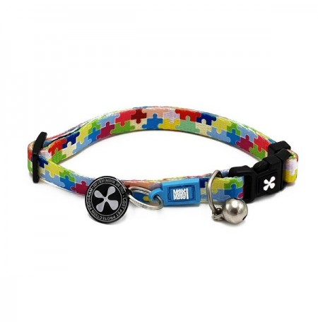 Max & molly collar puzzle para gatos