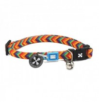 Max & molly collar summertime para gatos