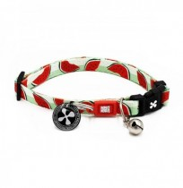 Max & molly collar watermelon para gatos