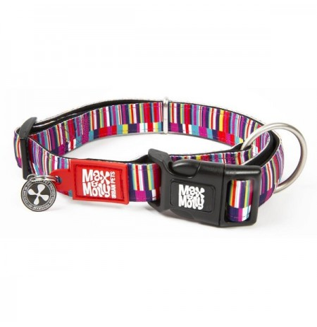 Max & molly collar shopping time para perros
