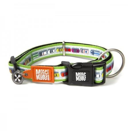 Max & molly collar traffic jam para perros