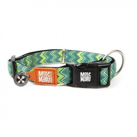 Max & molly collar vintage para perros