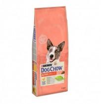 Dog chow active de pollo para perros activos