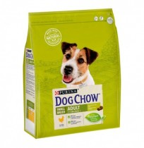 Dog chow small adult para perros mini