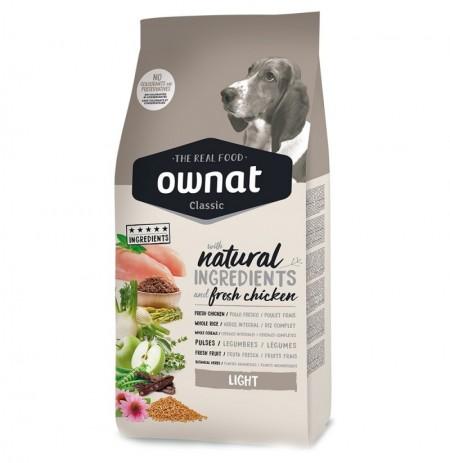 Ownat classic light (perros con sobrepeso)