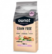 Ownat cat just grain free sterilized para gatos