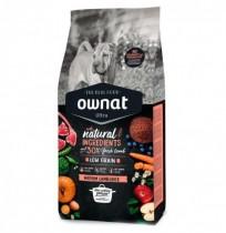Ownat ultra medium cordero y arroz para perros