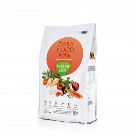 Natura diet daily food mini mantenimiento