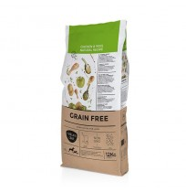Pienso Natura Diet Grain Free Chicken & Vegetables sin cereales para perros