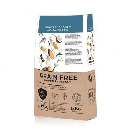 Natura diet grain free salmón & coconut (salmón y coco)