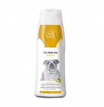 Champú aceite de arból de té para perros m-pets