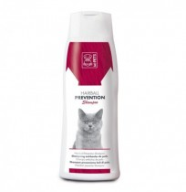 Champú hairball prevention para gatos (bolas de pelo) m-pets