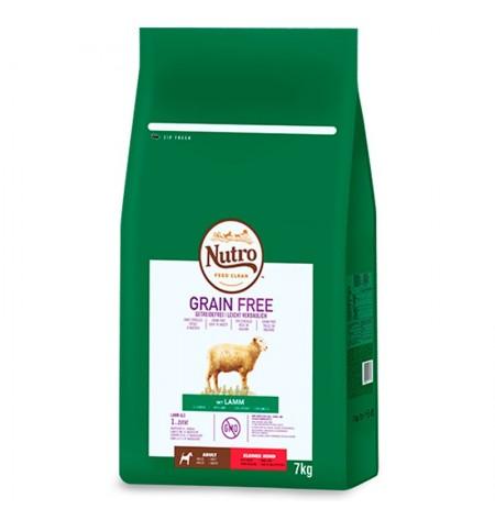 Nutro grain free cordero para perros pequeños